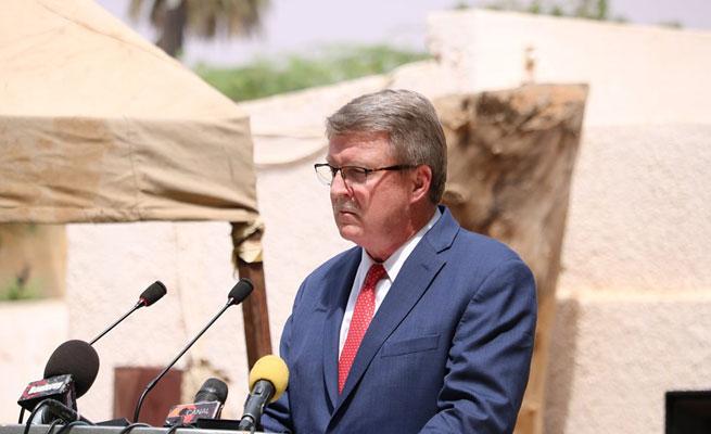 DIPLOMATIE – USA  au Niger : 10 Décembre, la Journée des Droits de l'Homme, Défendons l'Égalité, la Justice et la Dignité Humaine