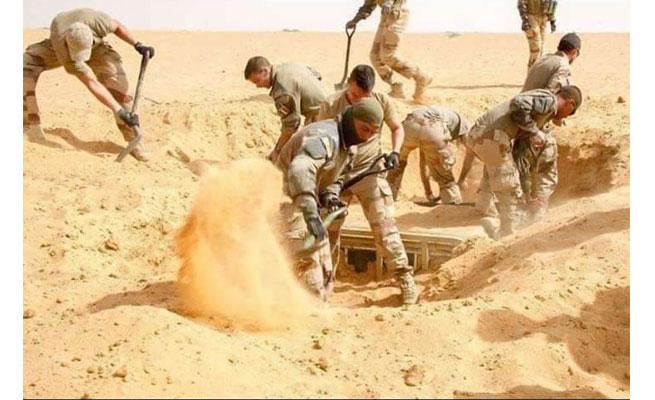 SECURITE : Barkhane met hors de combat près d'une quarantaine de terroristes