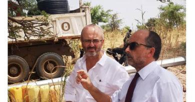 NIGER ET L'AFD : 60  ans de partenariat
