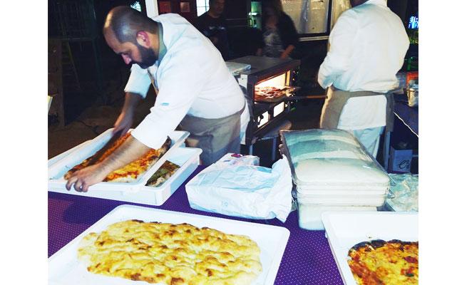 CUISINE ITALIENNE : Le projet «Pizza pour la Paix» au Niger