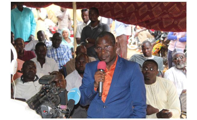 SOCIETE : M. Salou Gobi entre sanction inopportune et vacarme sur le devoir de réserve