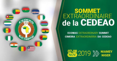 CEDEAO : Communiqué final de la Session Extraordinaire de Niamey
