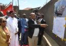 DIPLOMATIE : La pose de la première pierre de la construction de l'Ambassade du Niger à Addis-Abeba