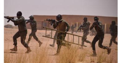 SECURITE : Attaque du poste de police route OUALLAM, deux (2) policiers tués et deux (2) autres blessés (Officiel)