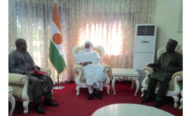 G5-Sahel : M. Maman Sambo Sidikou appelle à un sursaut régional