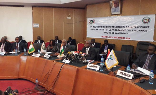 4ème Réunion du Comité ministériel de la Task Force présidentielle