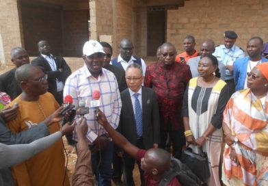 Agence U.A Niger 2019: La « Cité Futura » avance à pas de géant