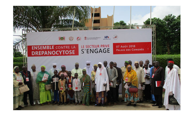 Table ronde sur la drépanocytose au Niger : La prévalence de la maladie prend de l'ampleur