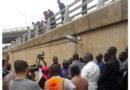 Réaction du Ministère de l'Équipement suite à l'inondation de la trémie (tunnel) de l'échangeur Diori Hamani