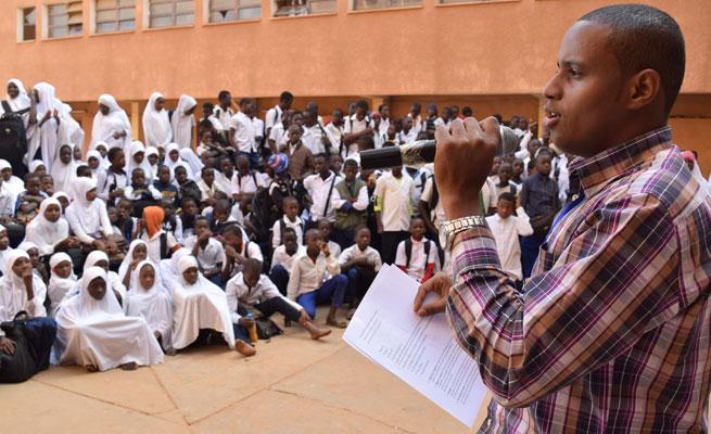 Le Projet Migrant : Fin de la campagne sur la migration irrégulière au Niger