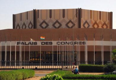 Table ronde sur l'Islam au Palais des Congrès de Niamey