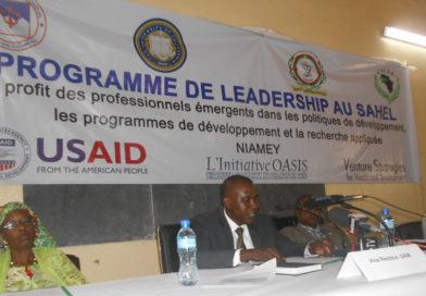 Cérémonie d'ouverture de la 4ème Édition du Programme Leadership au Sahel (PLS)