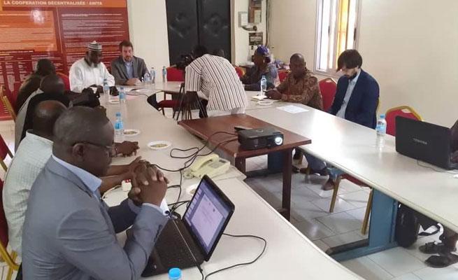 Rapport 2017 sur la pérennisation des OSC, le Niger a une note degressive de 4,8