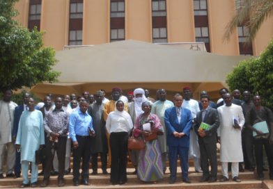 Préparatifs de la  33ème Session de la Conférence de l'Union africaine à Niamey