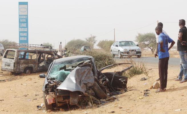 SECURITE : Les axes routiers les plus dangereux en conduite à Niamey