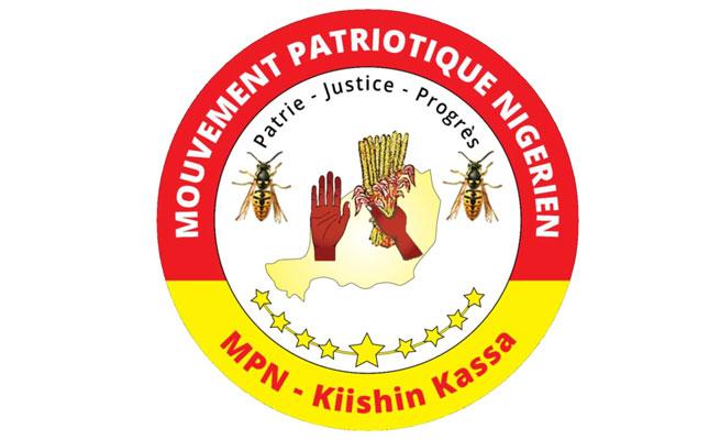 Le MPN – Kiishin Kassa appelle à la résistance contre la liquidation de la Démocratie au Niger