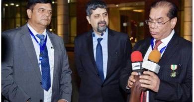 CENTRE DE CONFERENCES GANDHI : Shapoorji Pallonji Group marque sa présence avec force au Niger