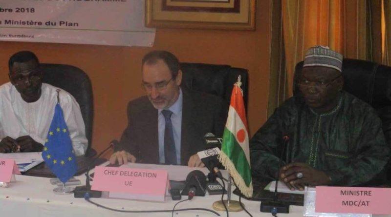 Réunion du Comité de Pilotage du Programme d'Appui à la Société Civile phase 3 (PASOC 3)