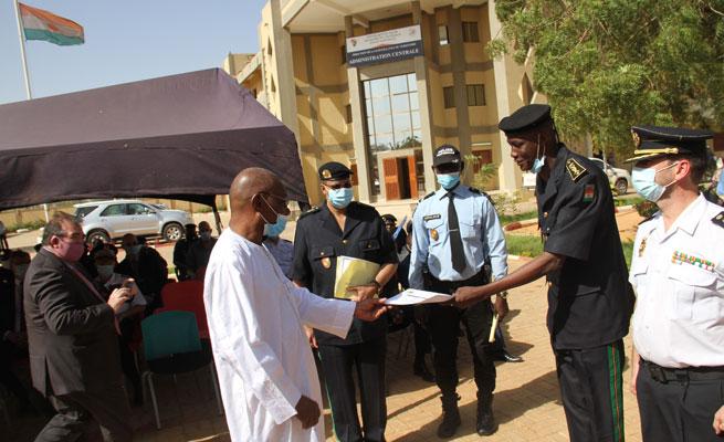 MIGRATION: L'Equipe Conjointe d'Investigation ECI-Niger, un outil efficace pour lutter contre les réseaux criminels liés à la traite des êtres humains, au trafic illicite de migrants et à la fraude documentaire