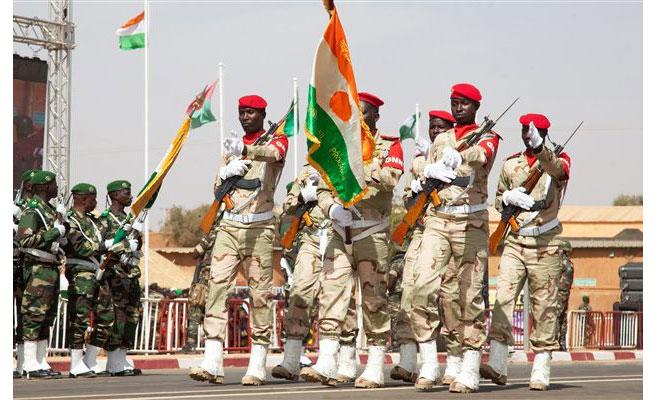 Garde Nationale du Niger : Nomination au Grade Supérieur d'officier