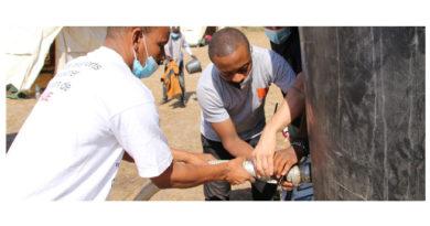 HUMANITAIRE : Les équipes du centre Bioforce Afrique se déplacent à Niamey pour former des humanitaires qui répondront efficacement aux crises