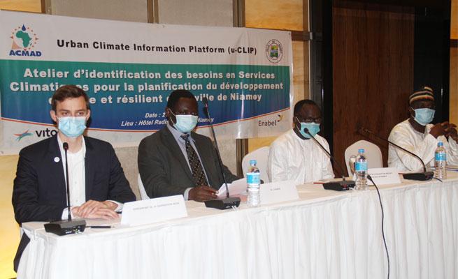 CLIMAT: L'ONG IMANI-Niger insiste sur l'implication de la Société Civile et des Médias dans la sensibilisation des Communautés pour s'approprier la plateforme Urban Climat Inform Platform (u-CLIP)