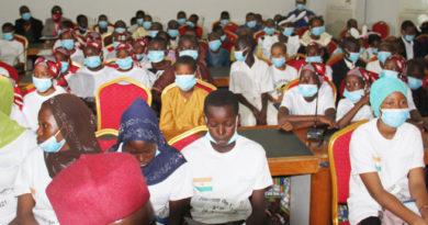 JEA 2021 : Panel questions-réponses, les enfants face aux membres du Gouvernement