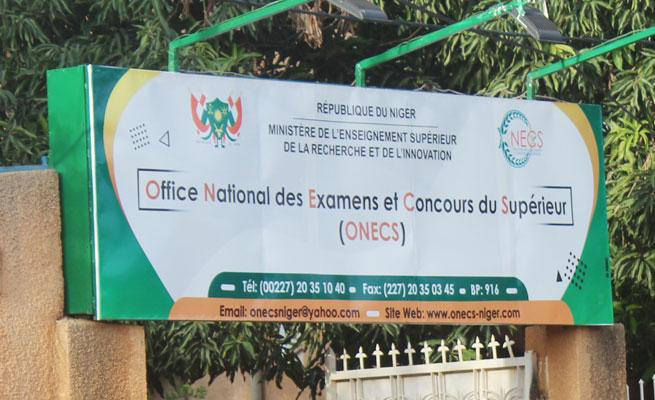BTS d'Etat 2020 : L'ONECS, symbole vivant de la transparence et de l'équité aux examens