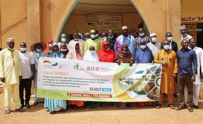 SOCIÉTÉ : Lancement à Téra d'un projet transfrontalier sur l'élevage au Burkina Faso et au Niger
