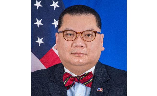 Discours de l'Envoyé Spécial des Etats-Unis pour le Sahel  le Dr J. Peter Pham  A l'occasion de la cérémonie d'Inauguration du nouveau siège de la DST à Niamey)