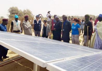 UNICEF – Niger : Visite des réalisations à Diffa dans le cadre du NEXUS humanitaire développement