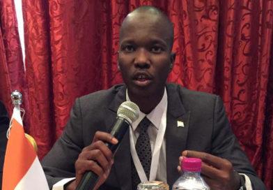 Entretien avec M. Aliou Oumarou, réélu à la Vice-présidence de l'Union Panafricaine de la Jeunesse (UPJ)