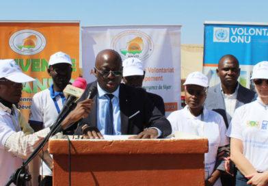 JIV 2019 à TILLABERI : Discours de M. Abdoulaye Balde, représentant de la Coordinatrice du Sytème des Nations Unies au Niger