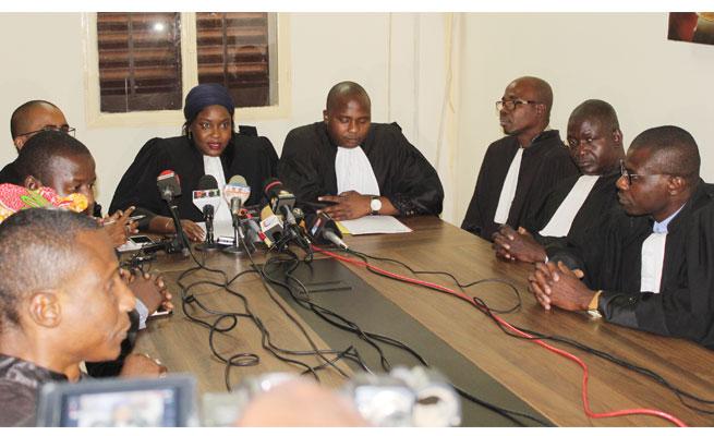 GOUVERNANCE : Après les magistrats, les jeunes avocats s'insurgent contre toute tentative du Gouvernement de plomber l'aspect délictueux de l'audit du département de la défense