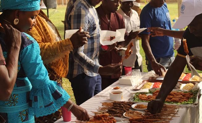 VNU – PNUD Niger : Une journée récreative en hommage aux femmes volontaires des nations unies