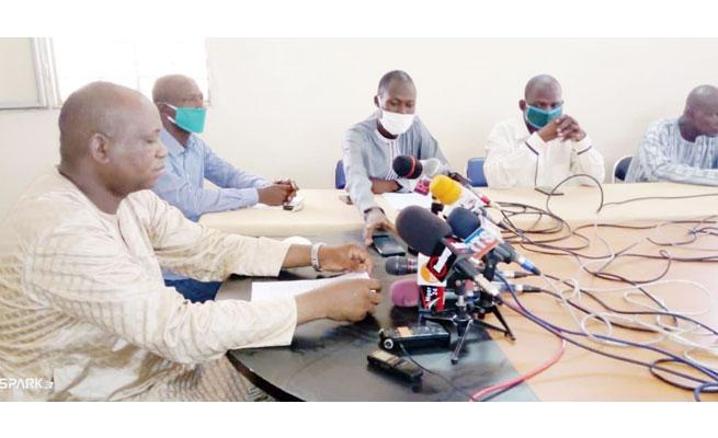 SOCIÉTÉ : La Maison de la Presse sursoit aux activités de célébration de la Journée Internationale de la Liberté de Presse
