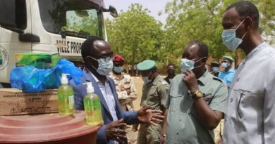 COVID 19 AU NIGER : Point de situation au 1 er Avril 2020