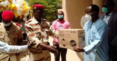 COVID-19 Niger : Le CICR soutient des Maisons d'Arrêt de Tillaberi contre la pandémie du Coronavirus