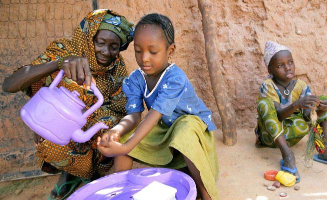 UNICEF-Niger : Sur tous les fronts pour endiguer la transmission du virus (COVID-19)