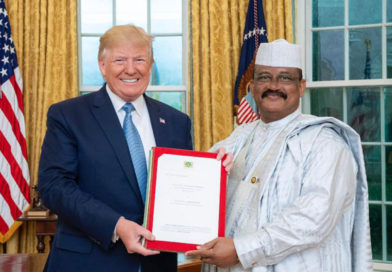 Abdallah Wafy, le diplomate nigérien aux USA a pris fonction (Officiel)