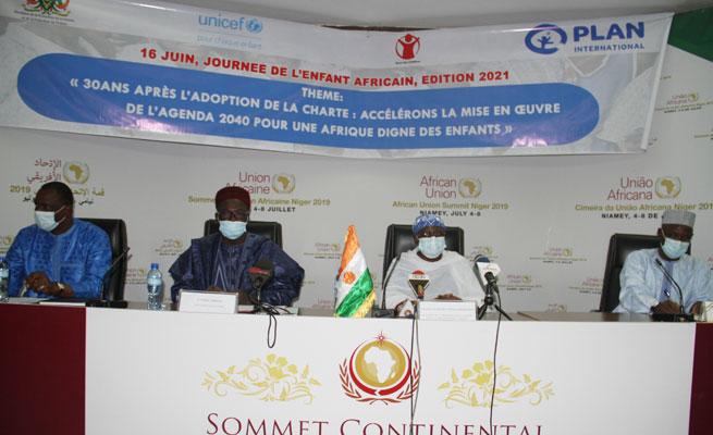 JEA 2021: L'UNICEF appelle au respect des engagements par tous et partout vis-à-vis des enfants