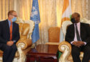 UNICEF : Le nouveau représentant de l'UNICEF, M. Stefano Savi, a officiellement pris fonction au Niger