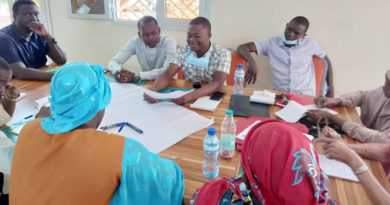 SOCIÉTÉ : Les Organisations de la Société civile à l'école du Contrôle Citoyen de l'Action Publique et la redevabilité sociale collaborative (Atelier)