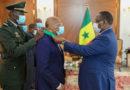 CEDEAO : Visite de travail du Président de la Commission de la CEDEAO au Sénégal: S.E Jean Claude Kassi BROU élevé au rang de Commandeur dans l'Ordre National du Lion par le Président Macky SALL.