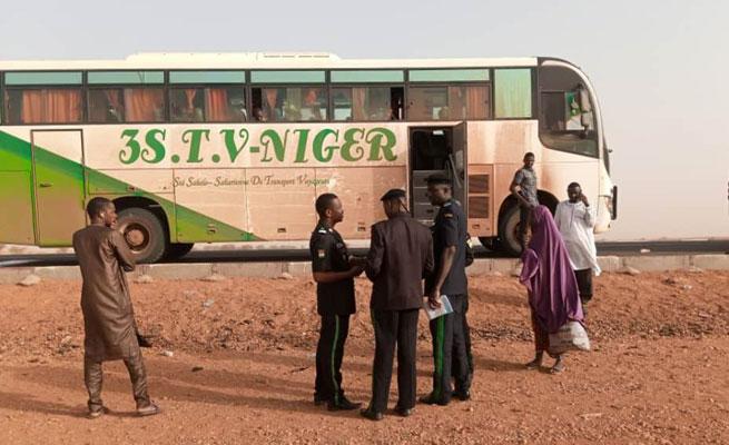 MIGRATION: 17 stagiaires formés à Agadez par l'ECI-Niger pour lutter contre la fraude documentaire
