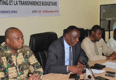 ONG EPAD Niger : Les journalistes à l'école du Budget Programme et de la Transparence