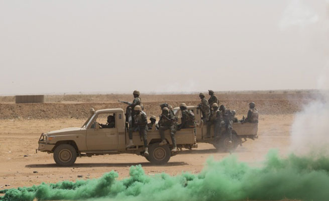 SÉCURITÉ : Une embuscade tendue contre l'armée nigérienne fait 16 morts et 1 porté disparu à Tillia dans la région de Tahoua