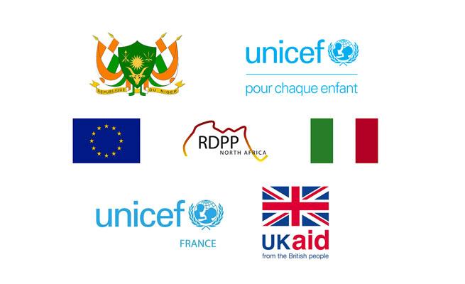 HUMANITAIRE : Les offensives communautaires de l'UNICEF et de ses partenaires au profit des enfants des réfugiés et des migrants à Agadez.