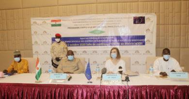 PASOC III – Niger : Discours de S.E. Denisa-Elena IONETE, Ambassadeur de l'Union européenne en République du Niger